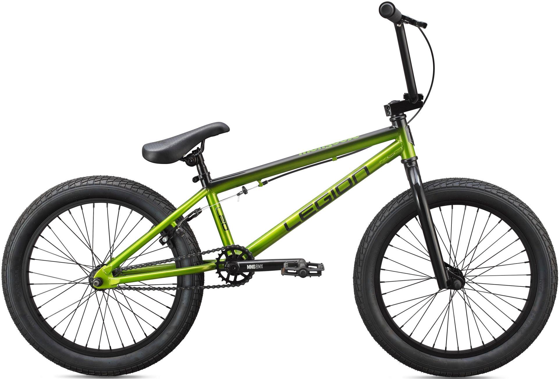 Bmx Mongoose Legion L20 2020 Rower Bmx Sprawdz W Greenbike Pl