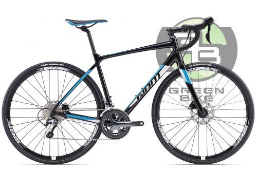 Giant Contend SL 2 Disc HD 2017